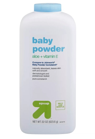 Baby Powder with Aloe & Vitamin E