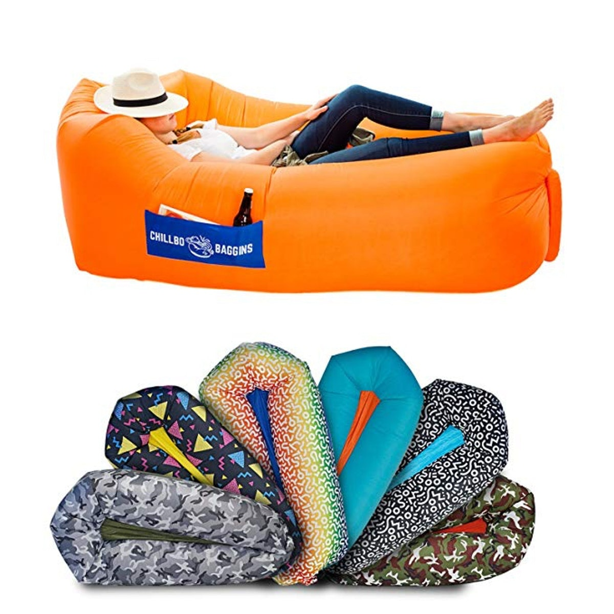 Chillbo SHWAGGINS 2.0 Best Inflatable Lounger