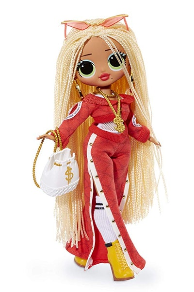 O.M.G. Swag Fashion Doll with 20 Surprises