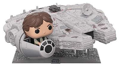 Millennium Falcon with Han Solo