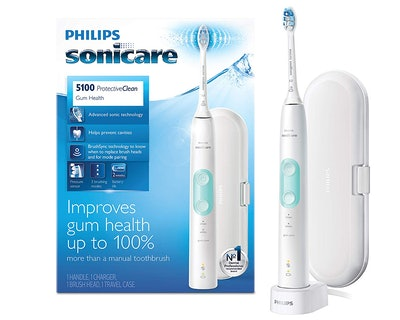 Philips Sonicare ProtectiveClean 5100 Electric Rechargeable Toothbrush, Gum Health