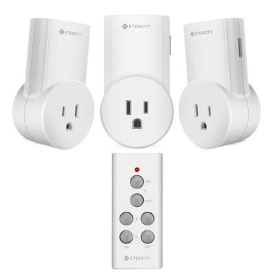 Etekcity Remote Control Outlet Wireless Switch