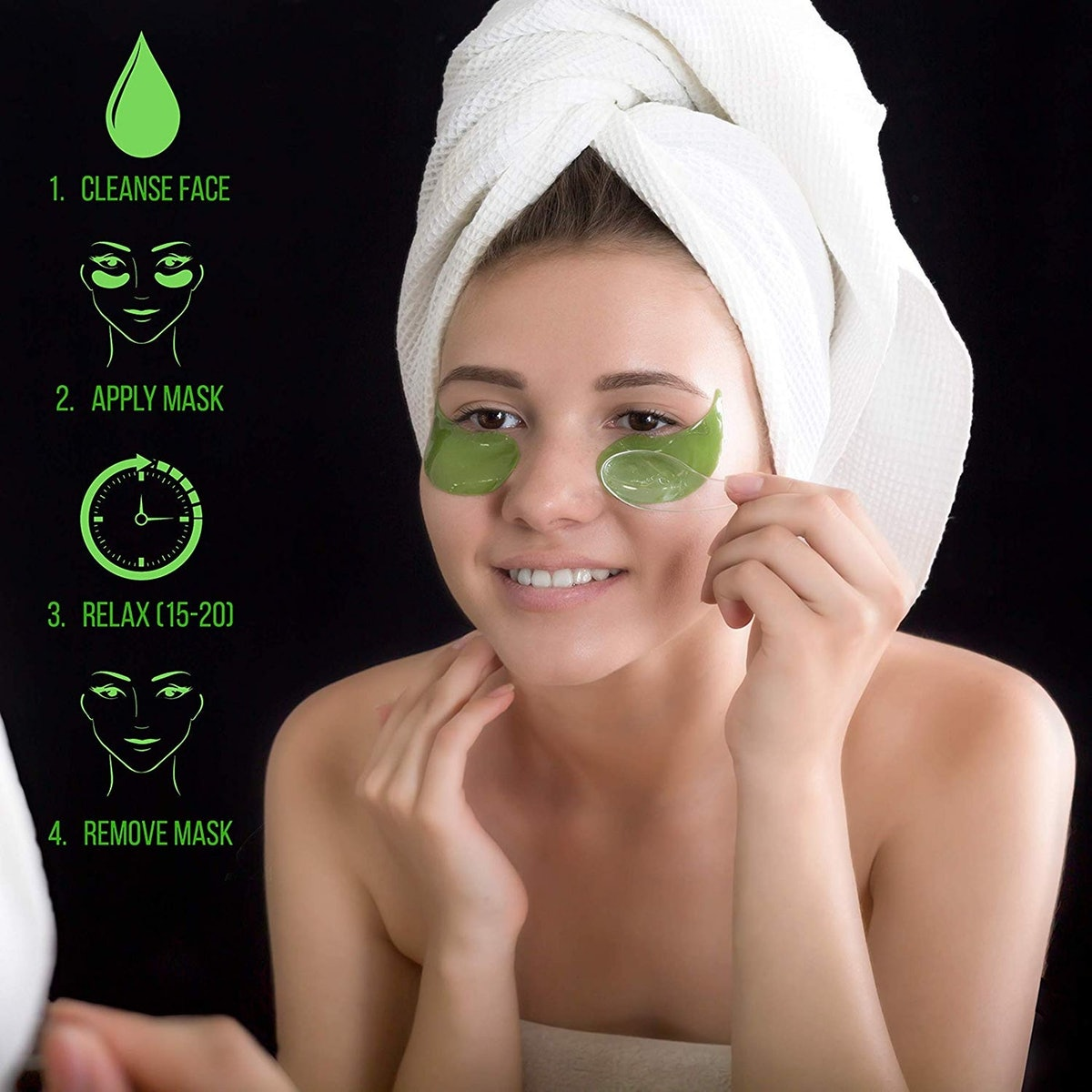 My Alle Care Aloe Vera Eye Treatment