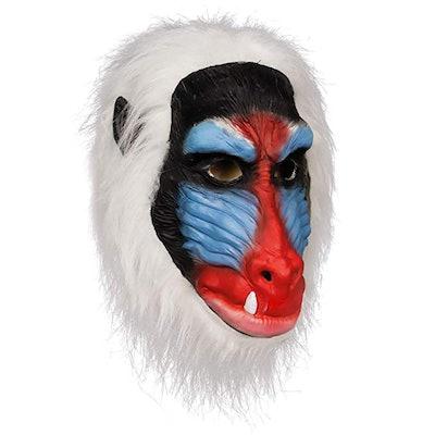 Madagascar Baboon Mask