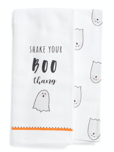 """""""Shake Your Boo Thang"""" Kitchen Towels"""