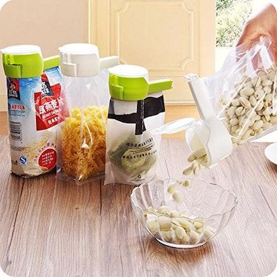 Vingtank Food Clips Bag Sealing Clips (3-Pack)