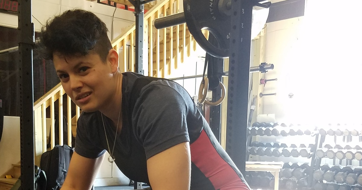 Working Out Made My Dysphoria Worse. Then, I Started To Reclaim The Gym