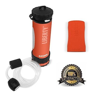 Lifesaver Liberty Water Filter Purification Bottle