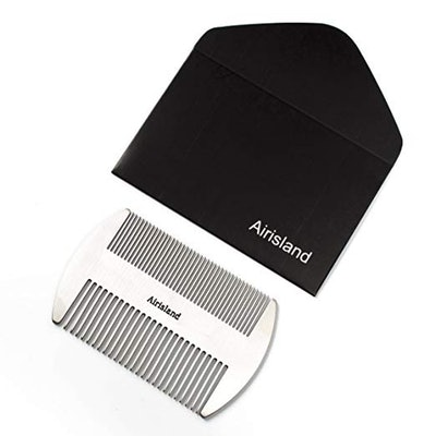 Airisland Dual Action Wallet-Sized Comb