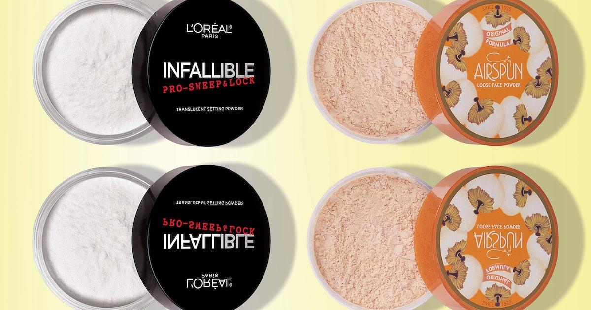 The 5 Best Drugstore Setting Powders