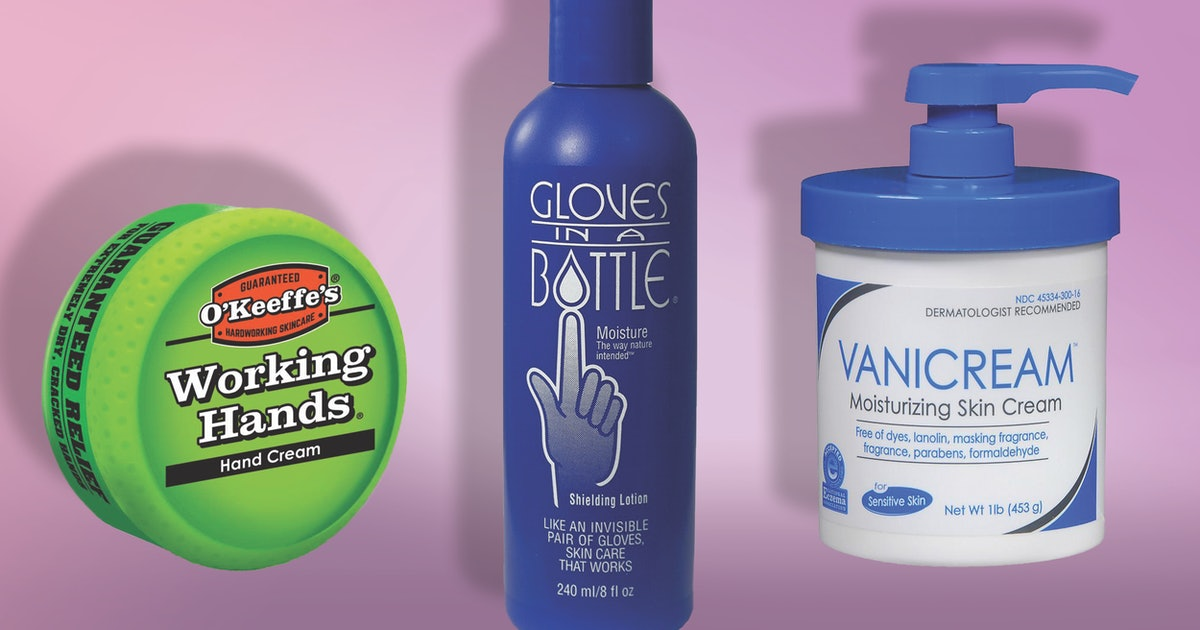 The 3 Best Lotions For Frequently Washed Hands