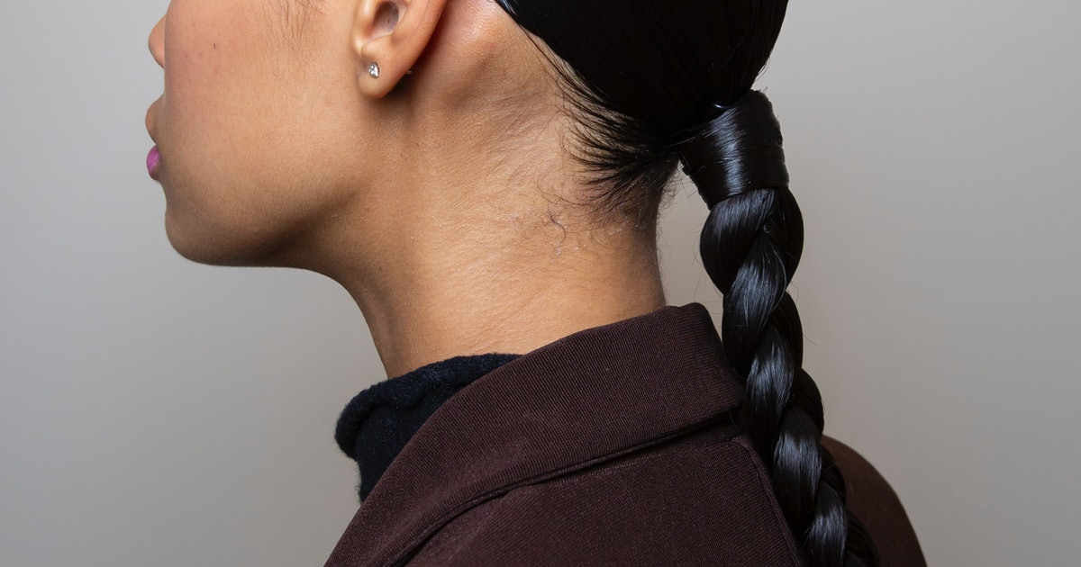 This New Braid Trend Will Be Everywhere In 2020, But You Can (And Should) Try It Now