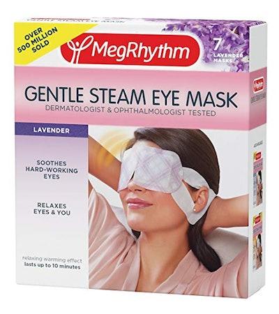 MegRhythm Gentle Steam Eye Mask (7-Pack)