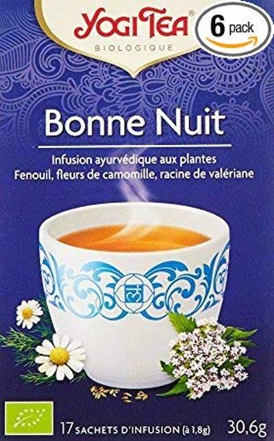 Yogi Tea Bonne Nuit (6-Pack)