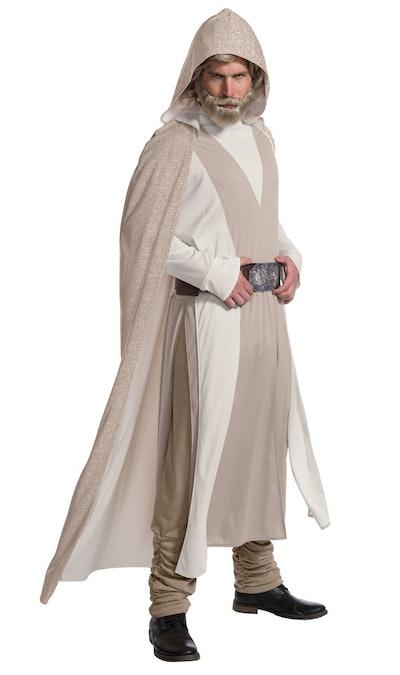 The Last Jedi Deluxe Mens Luke Skywalker Costume