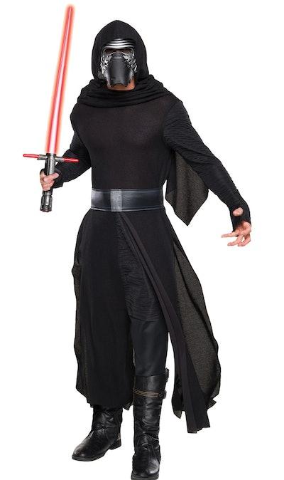 Mens Star Wars The Force Awakens Deluxe Kylo Ren Costume
