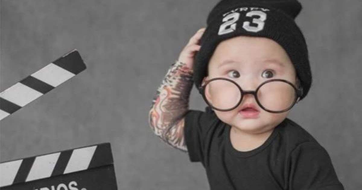 This Tattoo Onesie Makes Babies Look Like Tiny Rock Stars