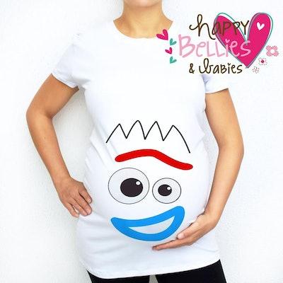 Forky Maternity Shirt