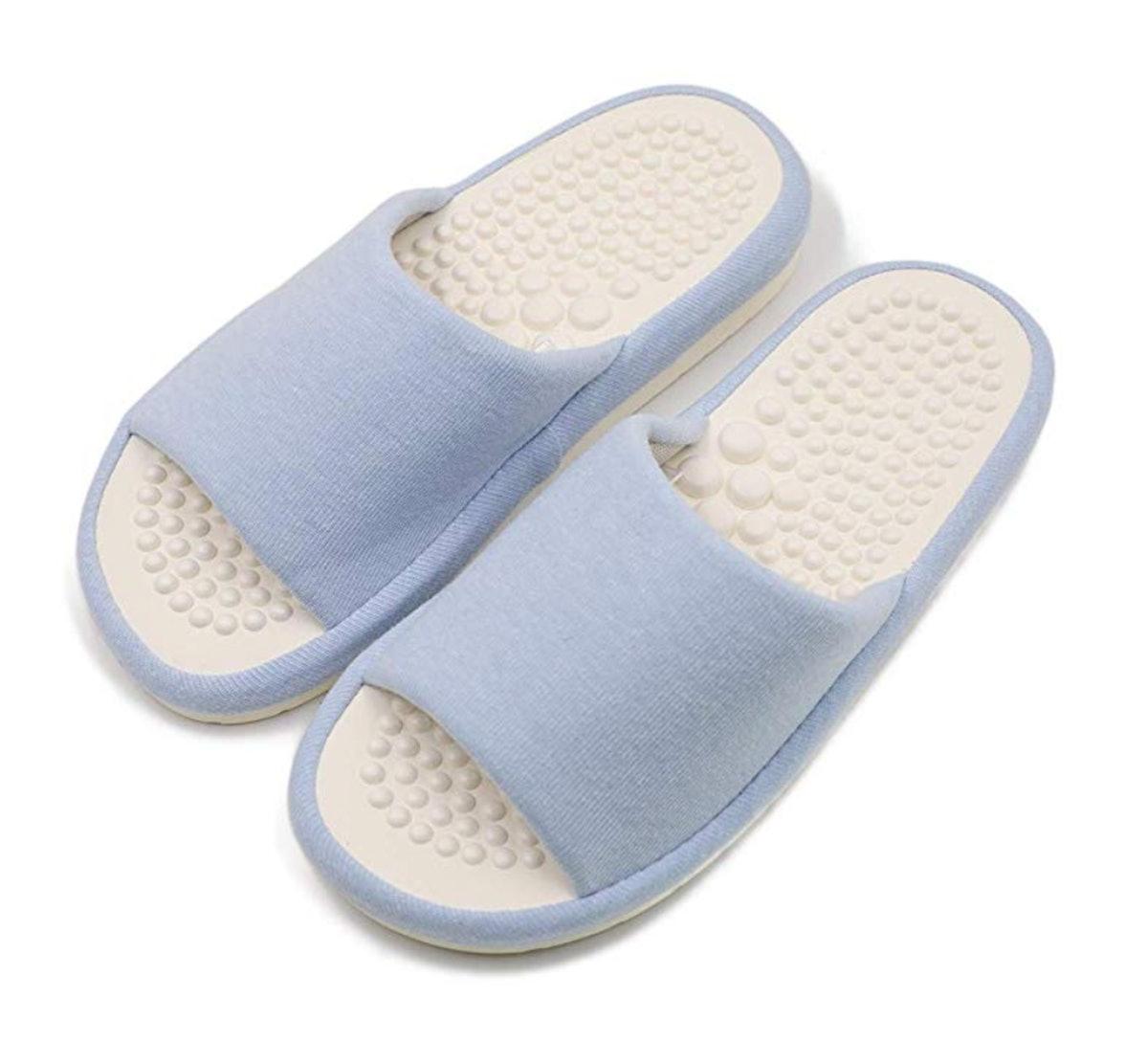 CHUANGLI Women's Reflexology Massage Sandals