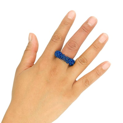 Goda Acupressure Massage Rings (5-Pack)