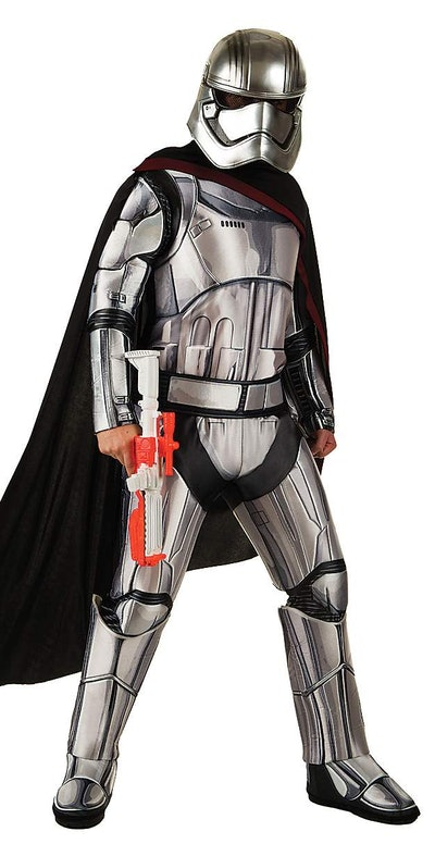 Adult Captain Phasma One Piece Costume