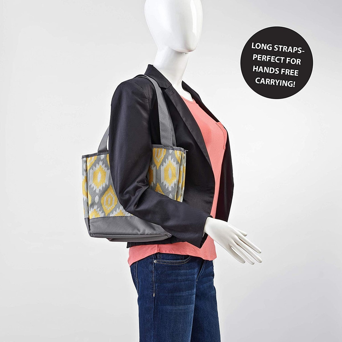Fit & Fresh Hyannis Insulated Lunch Bag