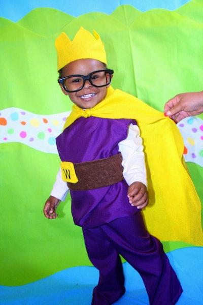 Prince Wednesday Inspired Costume