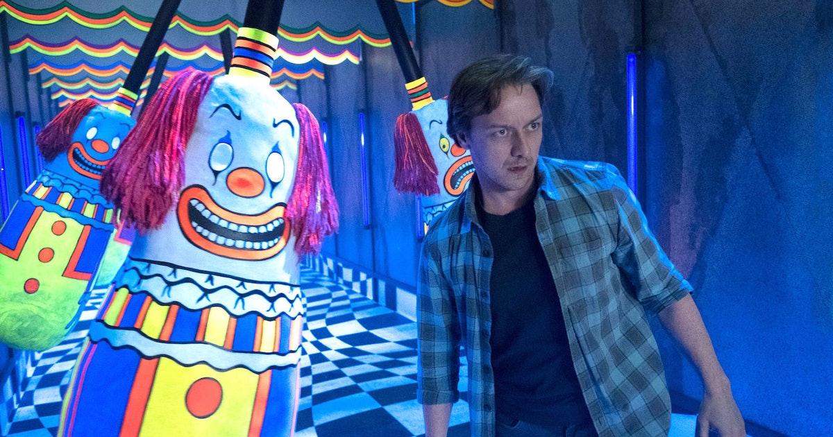 These 'IT Chapter Two' Easter Eggs Will Make You Do A Double-Take At Derry