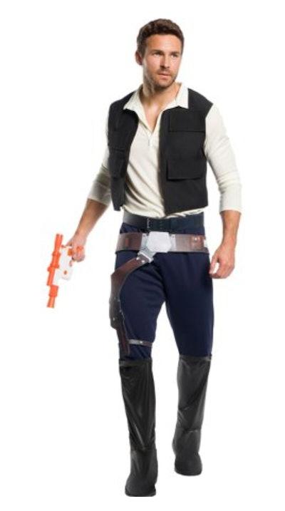 Men's Han Solo Costume - Star Wars Classic