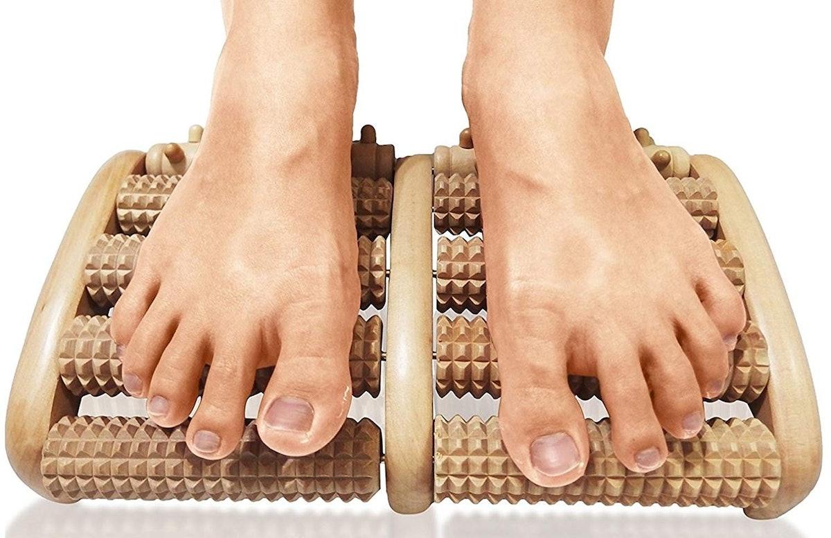 Theraflow Dual Foot Massage Roller
