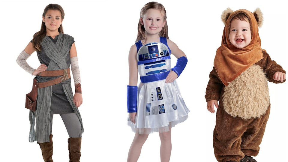 Halloween 2019 Costumes Girls.20 Star Wars Halloween 2019 Costumes To Take Your Family