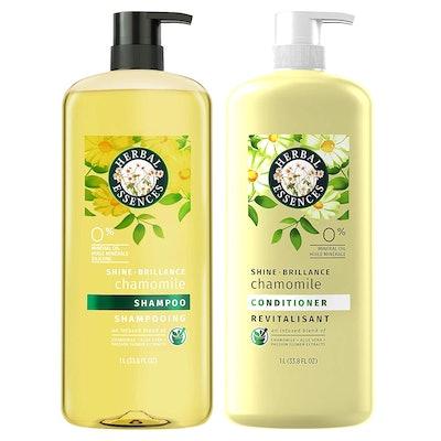 Herbal Essences Shine Collection Shampoo & Conditioner