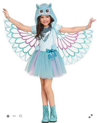 Kids Owl Costume