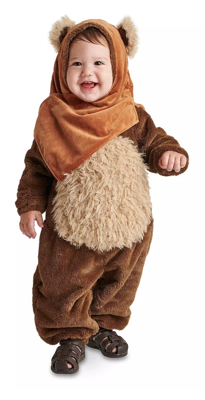 Ewok Costume for Baby