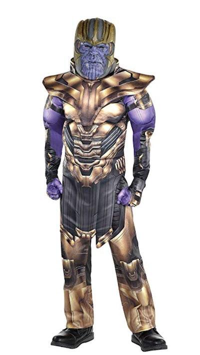 Avengers: Endgame Thanos Muscle Costume for Children