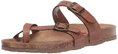 UNIONBAY Women's Melody Flat Sandal
