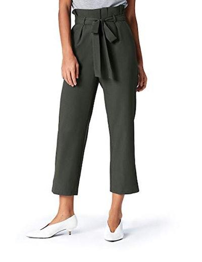 find. High Waist Paperbag Pants