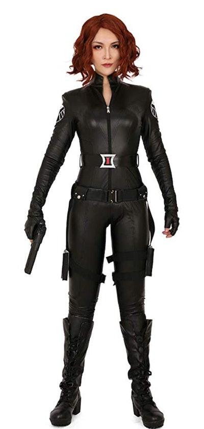 Women's Black Widow Cosplay Costume