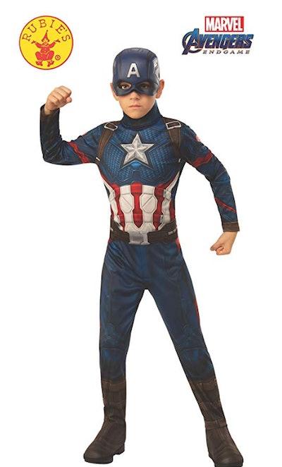Avengers Endgame Child's Captain America Costume