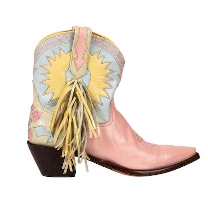 Legend Pink Parfait, Mint, Daffodil And Celeste Blue