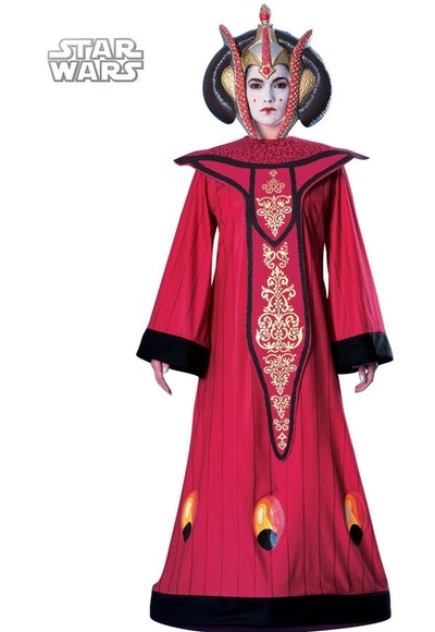 Queen Amidala Costume For Adults