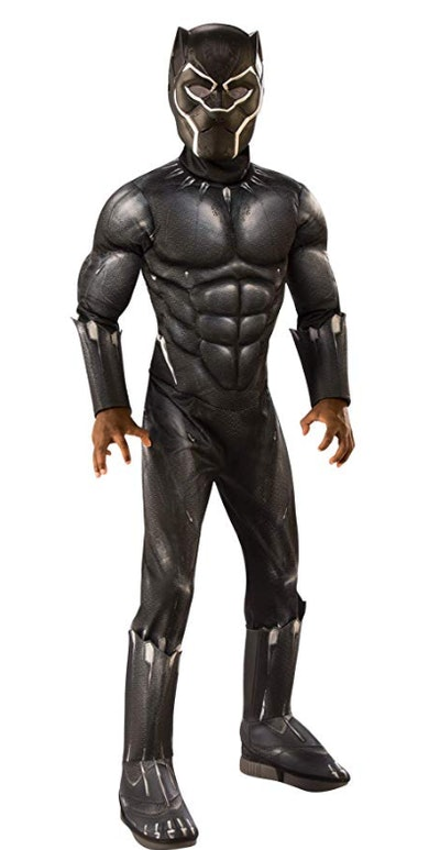 Deluxe Black Panther Child's Costume