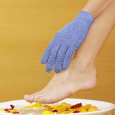 Evridwear Exfoliating Gloves (1 Pair)