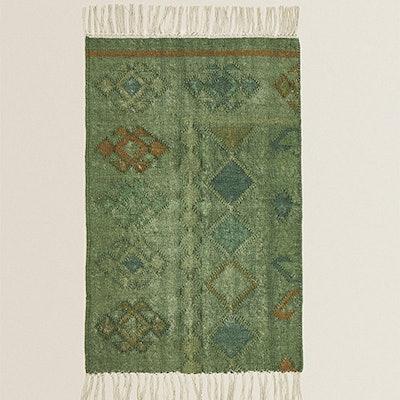 Multicolored Kilim Rug