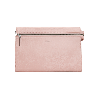 Arta Clutch In Pebble