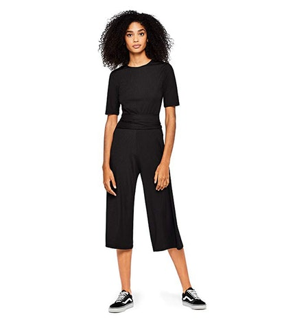 find. Ribbed Jersey Jumpsuit