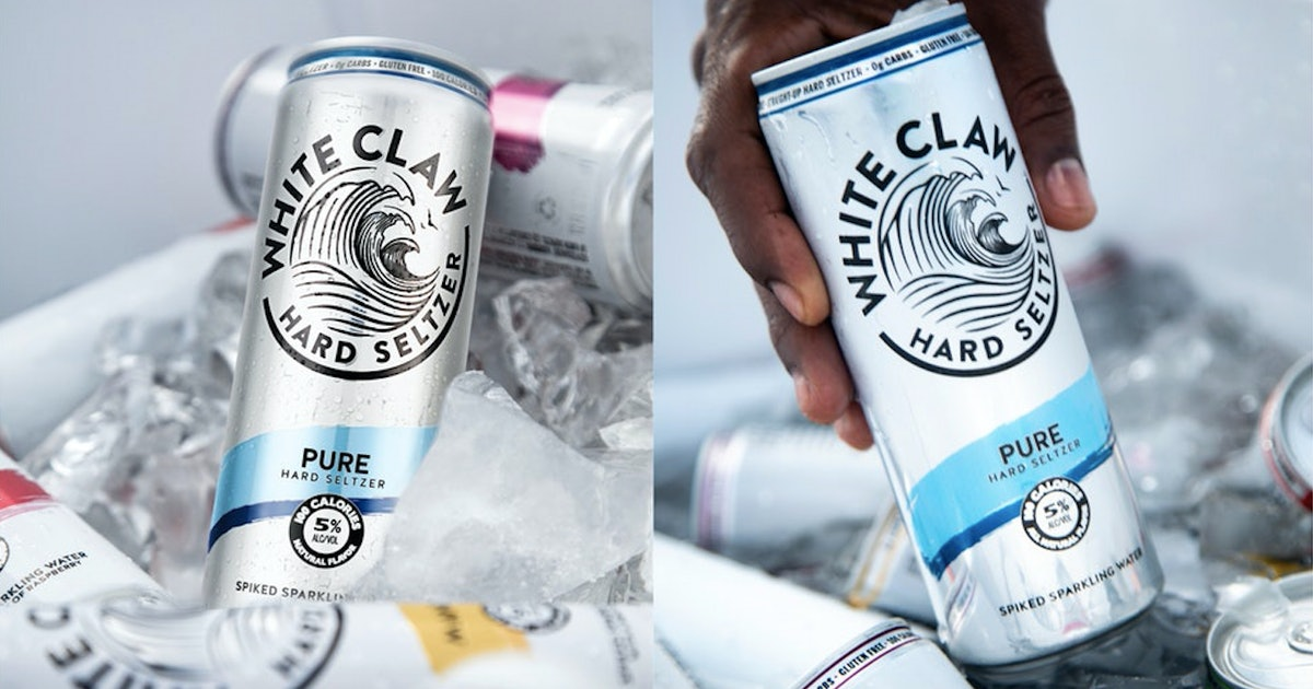 Where To Get White Claw During The Shortage That Is Reportedly Sweeping The U.S.