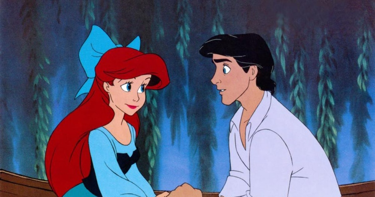 'The Little Mermaid' Was Inspired By Hans Christian Andersen's Unrequited Love For Another Man