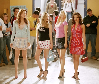 Use the best 'Mean Girls' quotes on Oct. 3 to channel the plastics on Instagram.