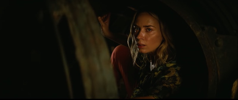 Emily Blunt stars in A Quiet Place 2.